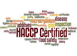 HACCP - Keywords