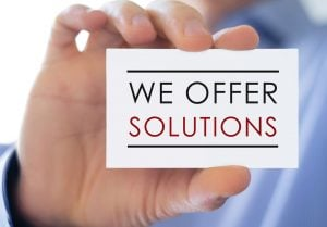 We offer solutions - for training requirements