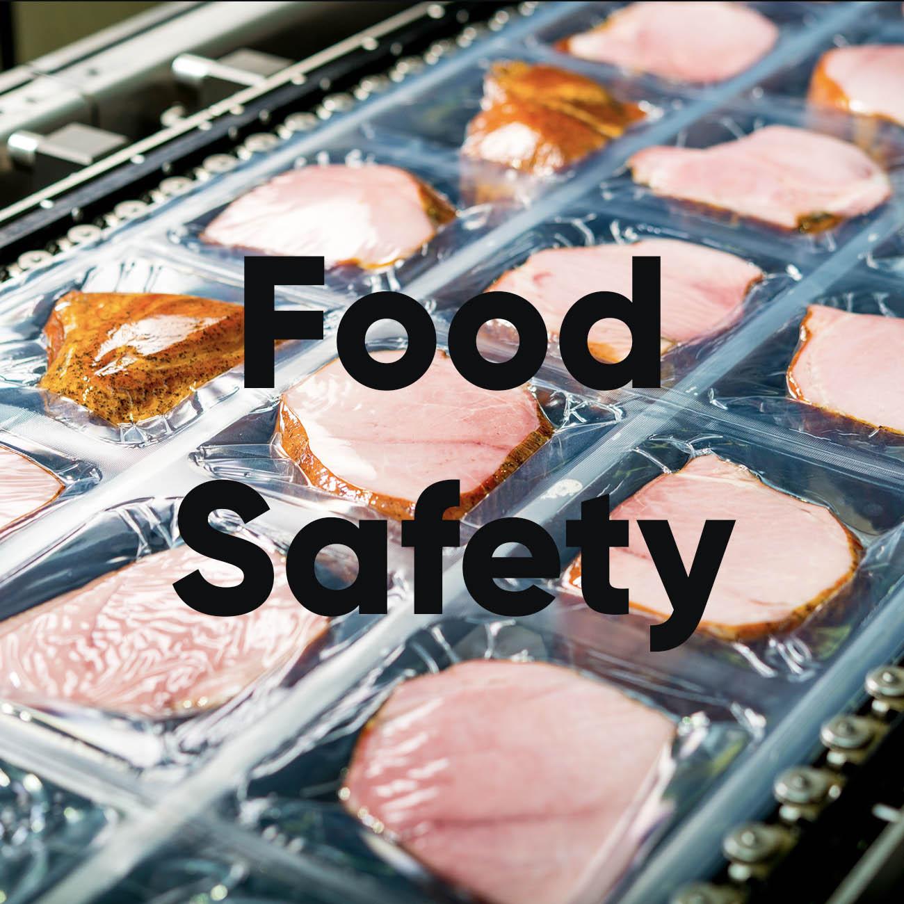 Food Safety Baner