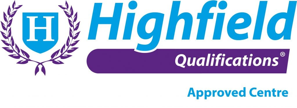 We are approved by highfield