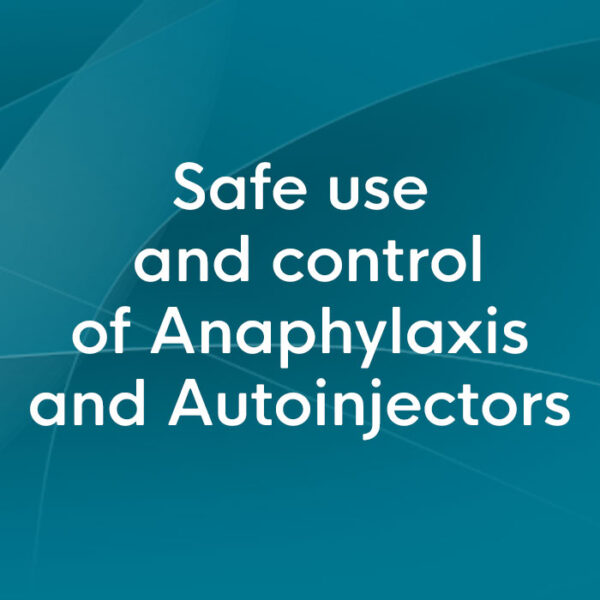 anaphylaxis and autoinjectors