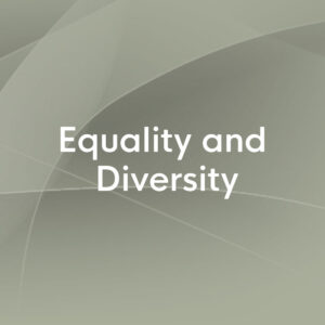 equality and diversity course