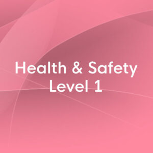 health and safety level 1