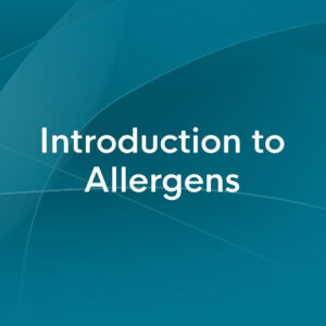 introduction to allergens