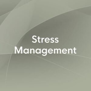 Stress Management course image