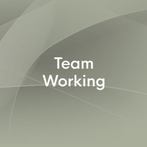team working course image