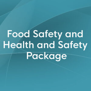 The Health & Safety - Food Safety Package